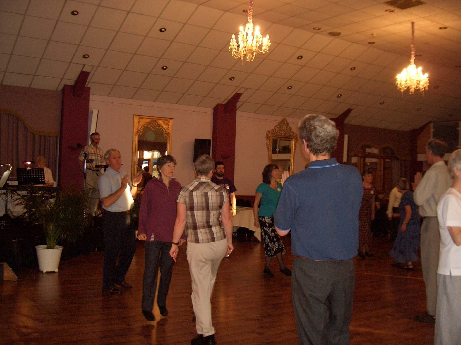 Dancing in the Malham Suite (2)